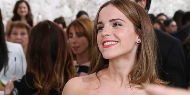 """25 ans pour Emma Watson et une photo du casting de """"Belle"""" - La DH"""