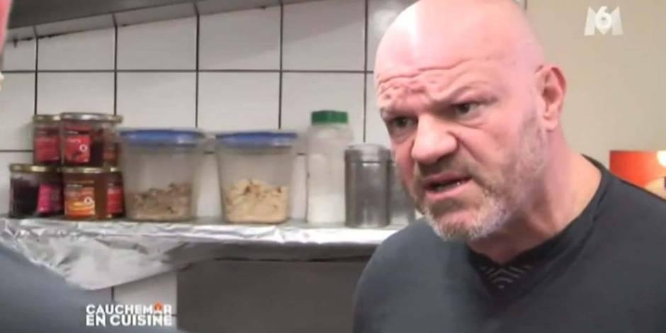 Cauchemar en cuisine philippe etchebest allume le cuisinier d 39 une cr perie - Telecharger cauchemar en cuisine etchebest ...