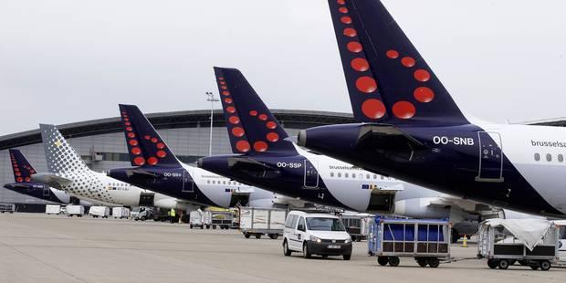 Un avion de Brussels Airlines contraint de faire demi-tour - La DH