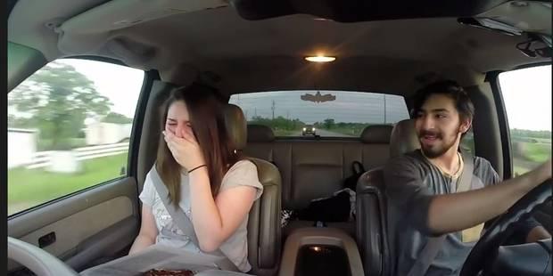 Pas si évident d'inviter une fille au bal de fin d'année (VIDEO) - La DH