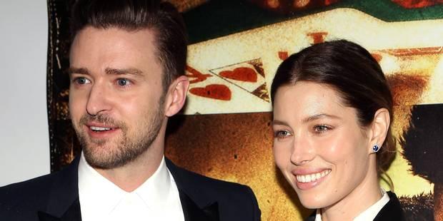 Jessica Biel et Justin Timberlake dévoilent une photo de leur fils - La DH