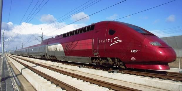 Grève: les Thalys seront perturbés mardi et surtout mercredi - La DH