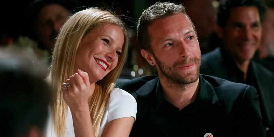 Gwyneth Paltrow demande le divorce
