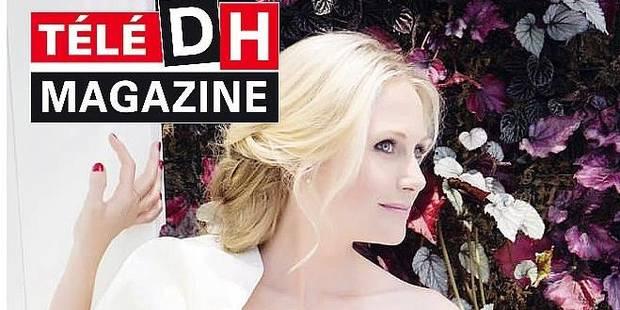 Julie Taton vous convie à son essayage de robes de mariée dans votre nouveau Télé DH Magazine ! - La DH