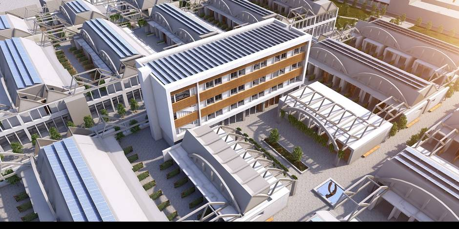100 millions investis au cœur de Herstal