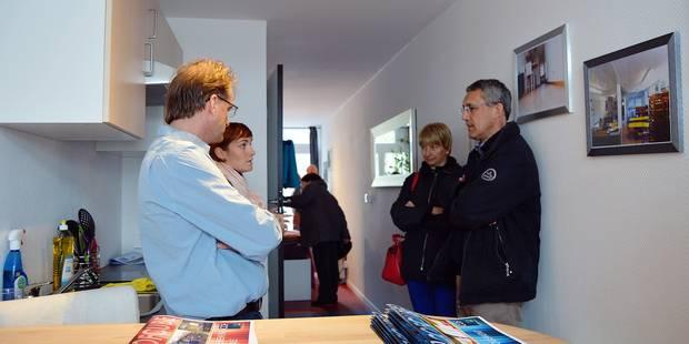 Tournai: des containers contre la crise du logement - La DH
