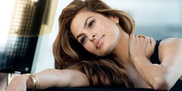 De Calvin Klein à Estée Lauder : retour sur le parcours mode et beauté d'Eva Mendes - La DH
