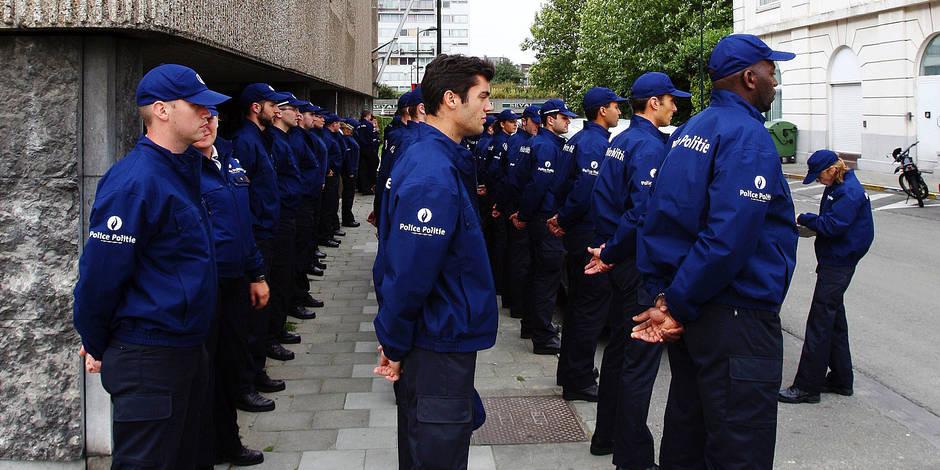 Les Bruxellois, cancres de l'école de police - La DH