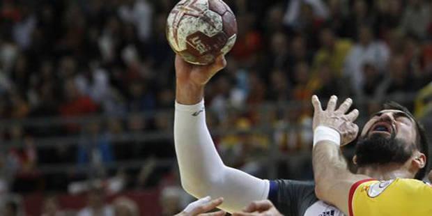 Euro 2018 de handball: la Belgique remporte son 1er match de qualifications