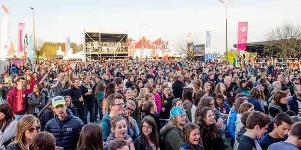 Le soleil attire la grande foule à l'Inc'Rock - La DH