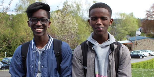 L'Athénée de Vielsalm se mobilise pour deux élèves menacés d'expulsion - La DH