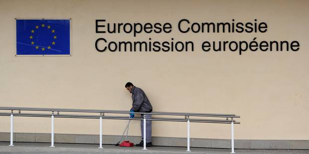 La Commission table sur une croissance belge à la hausse