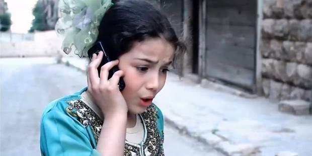 Websérie : une jeune actrice égratigne le régime de Bachar el-Assad - La DH