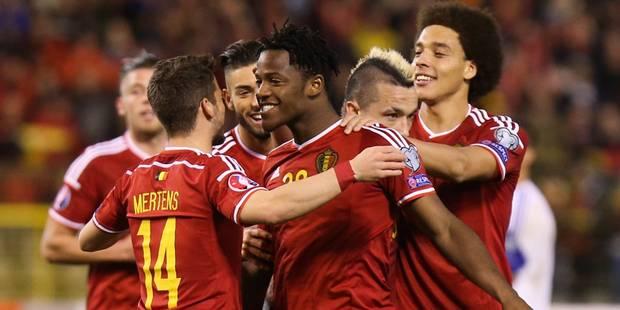 Classement FIFA: les Diables rouges toujours sur le podium - La DH