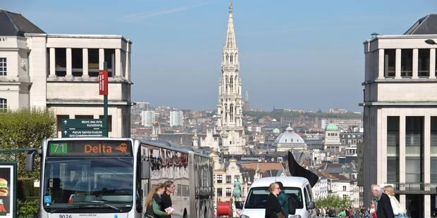 Bruxelles francophone � 90%