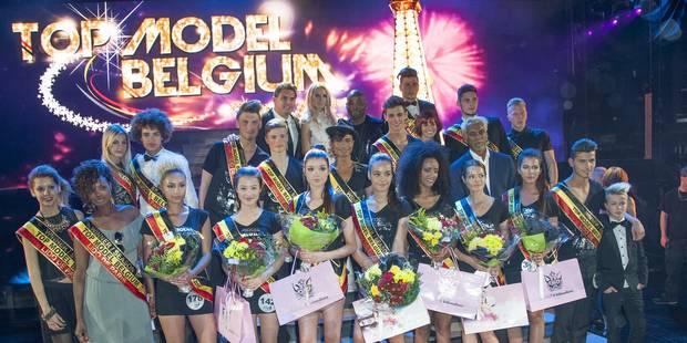 Le concours de Top Model Belgium en images - La DH