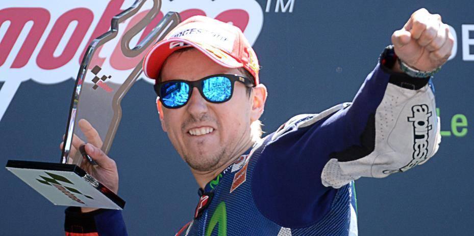 Lorenzo triomphe au Mans, Xavier Siméon 8ème