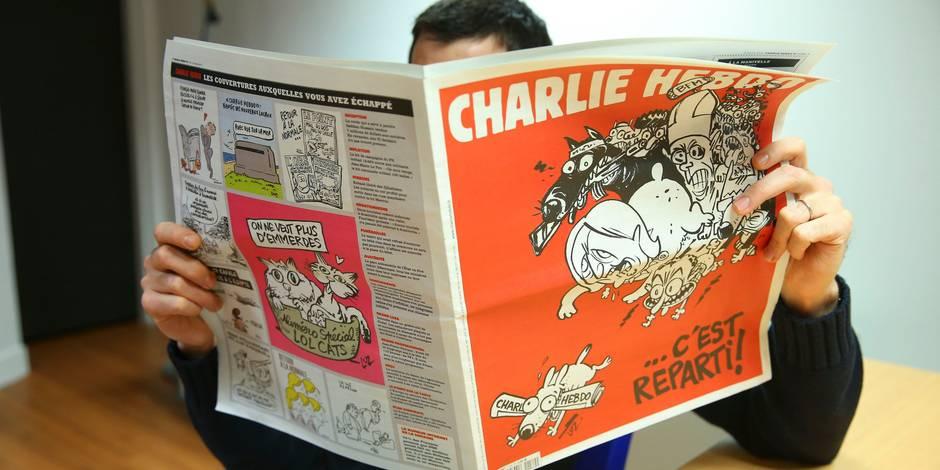 Charlie Hebdo a reçu des millions d'euros de dons depuis l'attaque