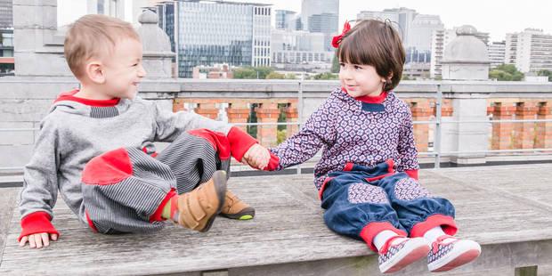Le bon plan innovant : louer les vêtements pour les 0-4 ans - La DH