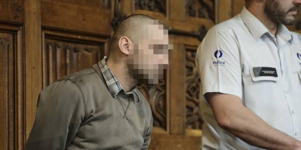 46 coups de couteau dans la gorge: Charles Matriche condamné à 25 ans de prison - La DH