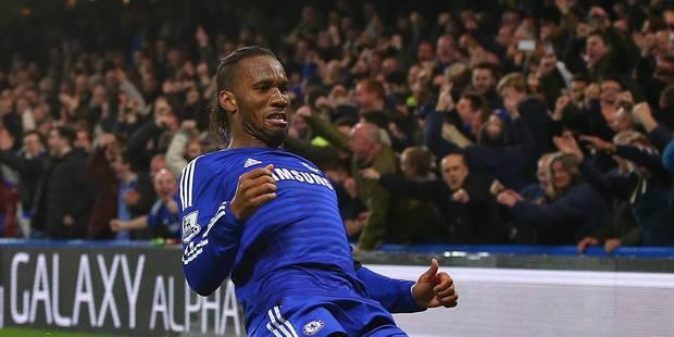 Didier Drogba quitte pour la deuxième fois Chelsea - La DH