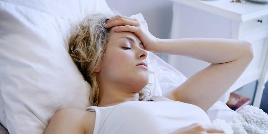 Manque de sommeil : la photo avant-après qui fait mal...