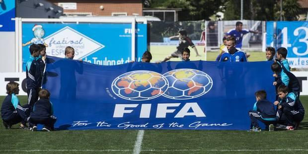 Les sponsors encouragent la FIFA à faire le ménage - La DH