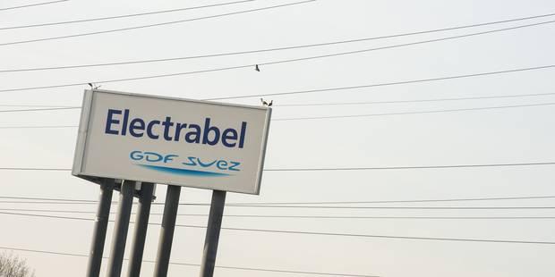 Electrabel et les communes wallonnes officialisent leur s�paration d�finitive