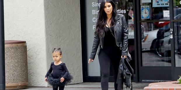Kim Kardashian est enceinte - La DH