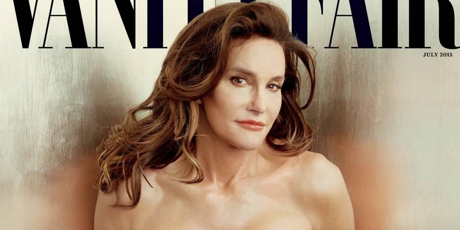 """""""Appelez-moi Caitlyn"""": Bruce Jenner révèle son nom et son corps de femme"""