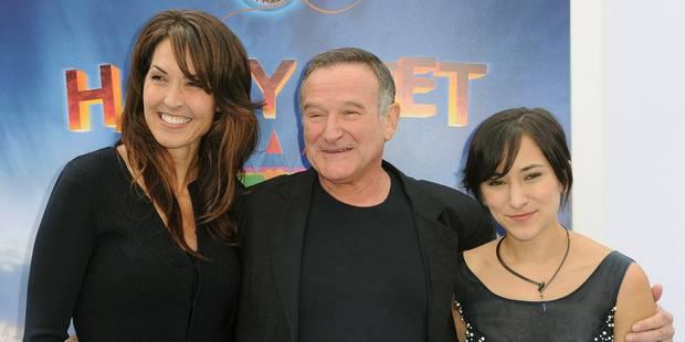 Les (longues) disputes des héritiers de Robin Williams - La DH