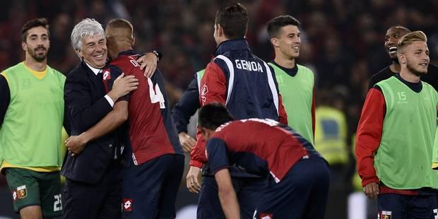 Europa League: Le Genoa renonce faute de licence Uefa - La DH