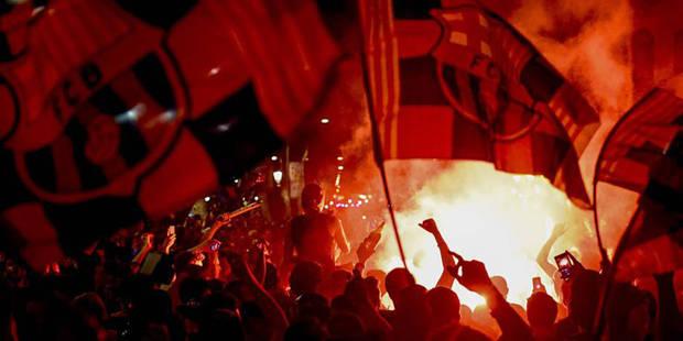 Les ramblas de Barcelone en feu après la victoire en Ligue des Champions ! (PHOTOS) - La DH