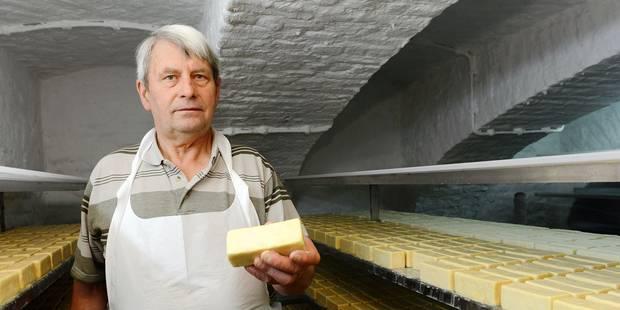 José ne produira plus de fromage de Herve - La DH