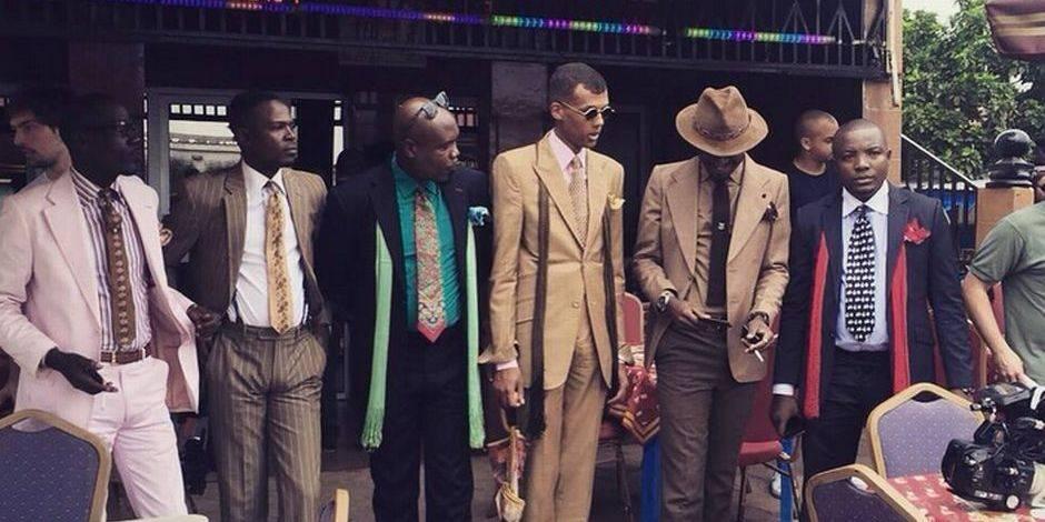 A Brazzaville, Stromae rencontre les rois de la sape