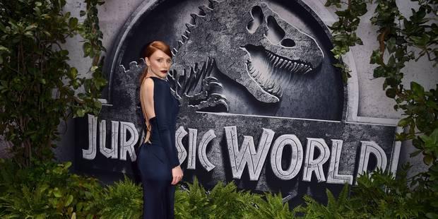 """L'actrice de """"Jurassic World"""" peut pleurer à la demande - La DH"""