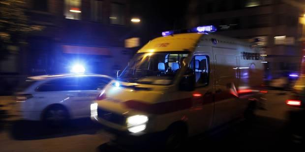 Un Fran�ais meurt dans un accident pr�s de Tournai
