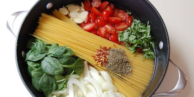 """Facile, rapide, """"one pot pasta"""", le plat tendance qui fait fureur - La DH"""