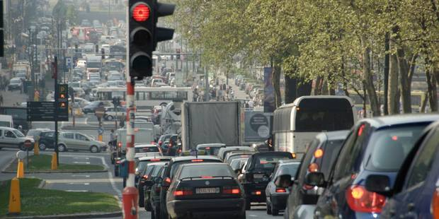 Attention: de gros embouteillages attendus jeudi à Bruxelles - La DH