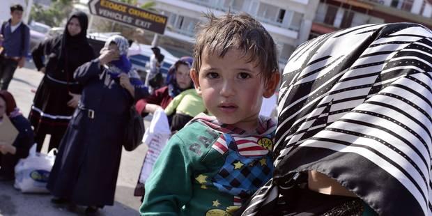 Un record selon le HCR: 59,5 millions de déplacés - La DH