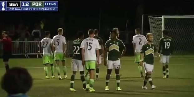 Clint Dempsey pète un câble (VIDEO) - La DH