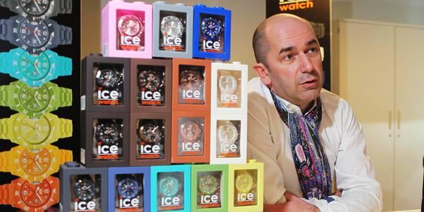 L'Ice-Watch (enfin) reconnue par la Chine - La DH