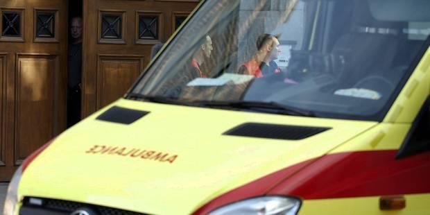Braine-le-Château: une jeune fille décède après avoir foncé dans une façade - La DH