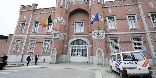 Un d�tenu se suicide � la prison de Tournai