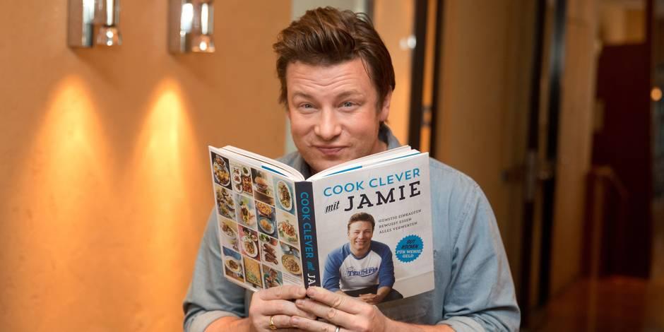 Le chef Jamie Oliver va taxer les boissons sucrées