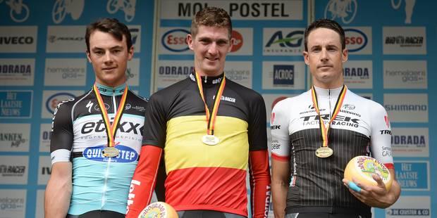 Jurgen Van den Broeck est champion de Belgique du contre-la-montre - La DH