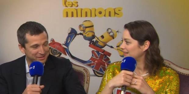 Marion Cotillard et Guillaume Canet se chamaillent - La DH