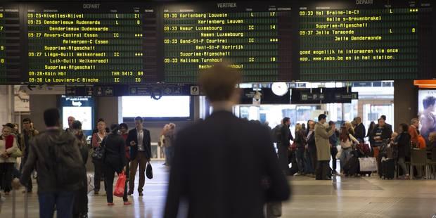 La SNCB affrète des trains supplémentaires pour la Côte - La DH