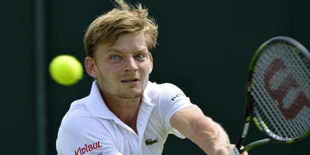 """Wimbledon: Goffin a """"géré"""", Djokovic repousse Nieminen, pas de soucis pour Wawrinka - La DH"""