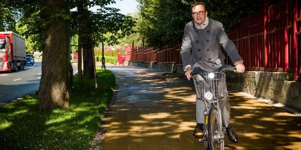 Certains rêvent de fermer le tunnel Léopold II budgétivore, mais Pascal Smet temporise - La DH